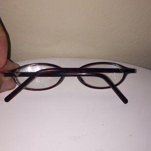 d9650d163a1aa Valentino Accessories   Authentic Glasses Frames Plum Color   Poshmark